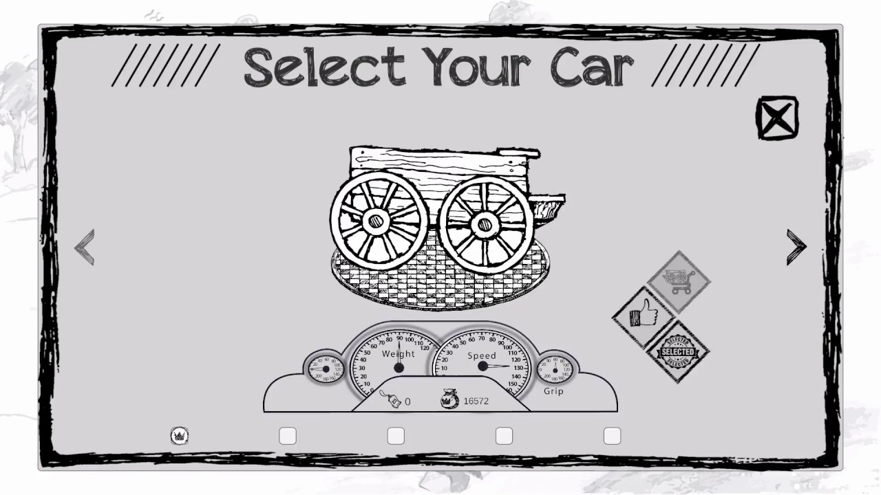 Sketch Journey - Draw your own road and drive your vehicle to your ...