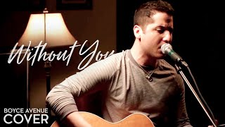 Without You - David Guetta feat. Usher (Boyce Avenue acoustic cover) on Spotify & Apple