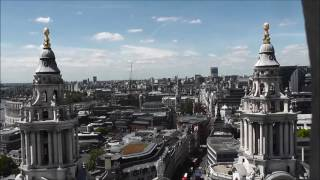 London St Pauls Cathedral : Climbing the Dome