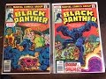 JUNGLE ACTION AND BLACK PANTHER COMIC BOOK COLLECTION