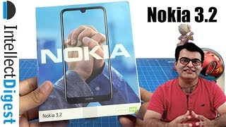 Nokia 3.2 India Unboxing Camera Test & Quick Review- Is It Worth Buying?