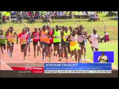 Sports Kenya partnered with Uasin Gishu county government to give Kipchoge Keino stadium a facelift