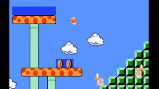 Super Mario Bros. (NES): Past World 8 part 11 (Worlds 209-256 / 0) (FINAL)