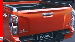 2020 Isuzu D Max Safety Features