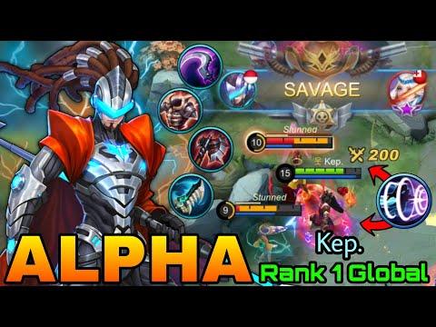 Alpha Perfect SAVAGE!!