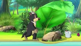 Мудрі казки тітоньки Сови - Не треба ображати друзів (Уроки тетушки Совы) серия 23