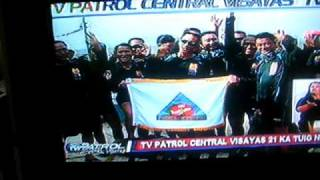 ABS CBN TV patrol central visayas
