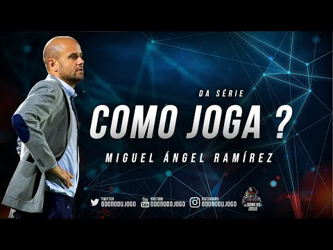 Como Joga - Miguel Ángel Ramírez