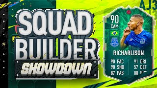 Fifa 20 Squad Builder Showdown!!! SHAPESHIFTERS RICHARLISON!!! 90 Rated CAM Richarlison