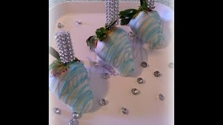 "So Sophisticated ""shot"" Berries By Bowtealful (bling Pipettes)"