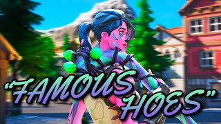 "Fortnite montage - ""Famous Hoes"" (NLE Choppa)"