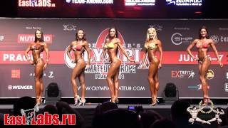 Olympia Amateur Prague Bikini over 168cm 1 call
