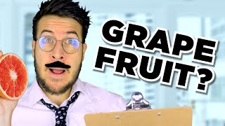 How Fruits Got Their Names