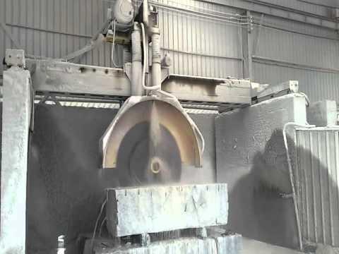 02 Shuinan Stone Machine Multi Blade Bridge Granite Marble