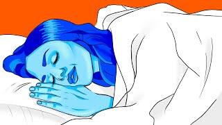 Si tu n'Arrives pas à t'Endormir, Vérifie d'Abord ta Couverture