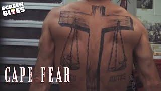 Cape Fear - Robert De Niro prison scene OFFICIAL HD VIDEO