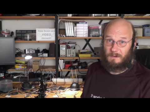 BIVBlog #39: Using the Microcontroller Programmers