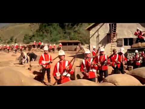 Zulu : Men of Harlech