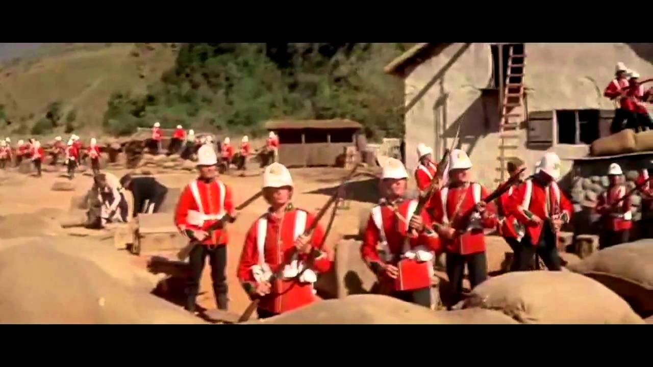 Zulu : Men Of Harlech - YouTube