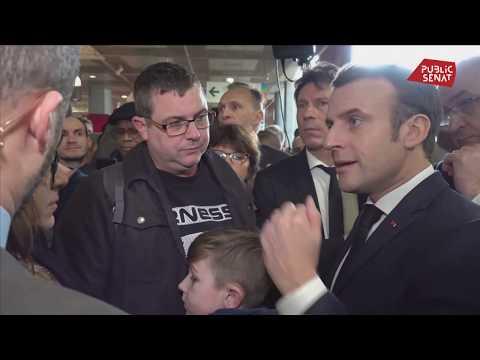 Emmanuel Macron s'exprime