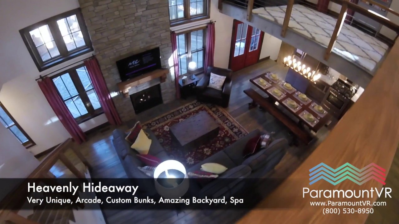 Heavenly Hideaway by Paramount Vacation Rentals South Lake ...