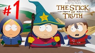 South Park : The Stick of Truth - Parte 1: O Babaca! [ Legendado em PT-BR - Playthrough ]