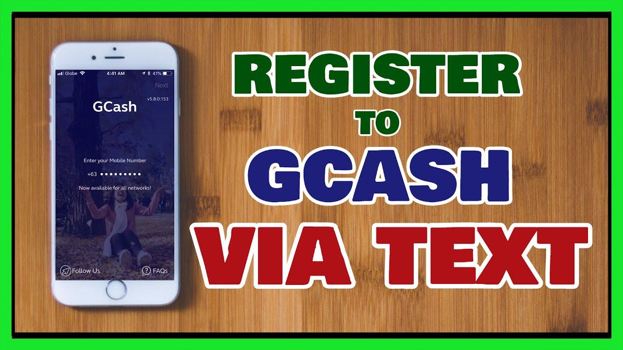 GCash Register: How to Register GCash w/ No Internet