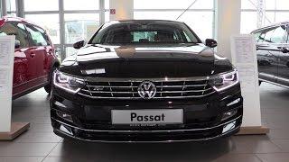 2017 Volkswagen Passat BiTDI R Line In Depth Review Interior Exterior