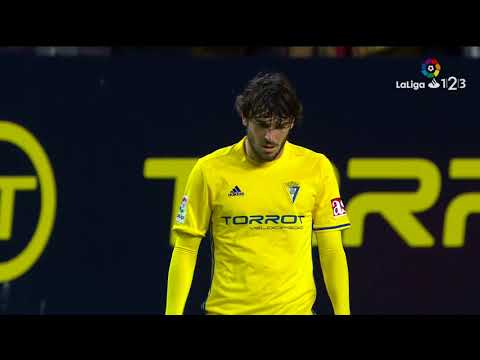 Resumen de Cádiz CF vs SD Huesca (1-1)