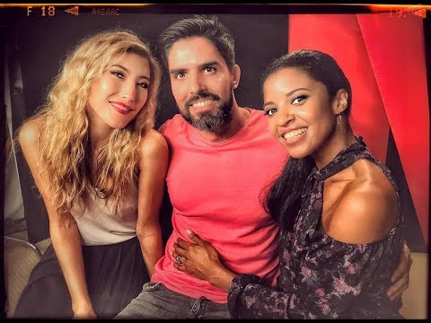 Altered Carbon  Dichen Lachman & Renée Elise Goldsberry