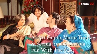 Qubool Hai | Interview with Additi, Varun and Seema | Part 3 | Screen Journal