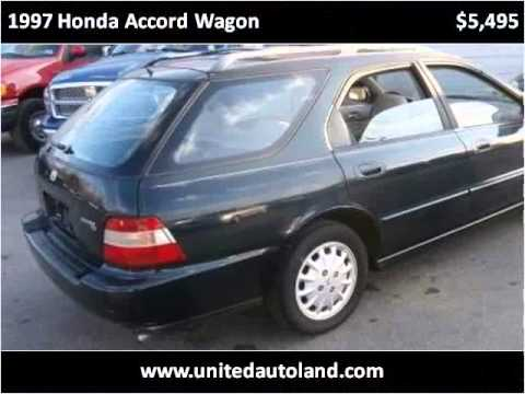 Nice 1997 Honda Accord Wagon Used Cars Deptford NJ