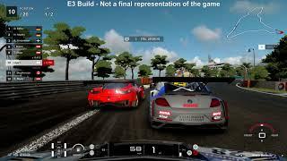 Gran Turismo Sport - E3 Build Trailer 2017 (PS4 exclusive)