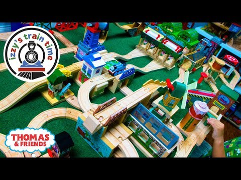 Toys for Kids | Thomas and Friends PURE THOMAS TRAIN ONLY TRACK | Fun Toy Trains