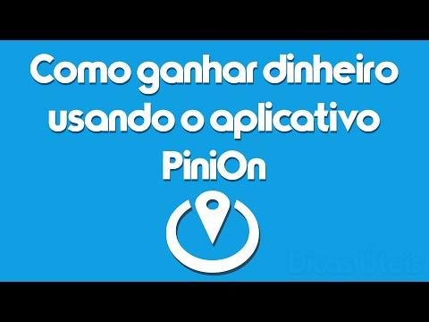 Dica #17 - Como ganhar dinheiro usando o aplicativo PiniOn