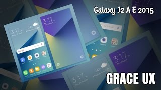 Note 7 Grace UX Theme (Galaxy A,E Series & J2 2015)