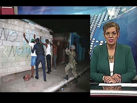 Jamaica News-Oct/27-54 Cops Left Special Investigative Aency Since 2014-TVJ News
