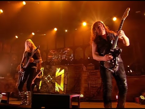 """HAMMERFALL debut """"Keep The Flame Burning"""" video off new album """"Live! Against The World""""!"""