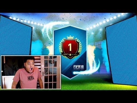 NUMBER 1 FIFA 18 FUT BIRTHDAYS PACK OPENING!!!