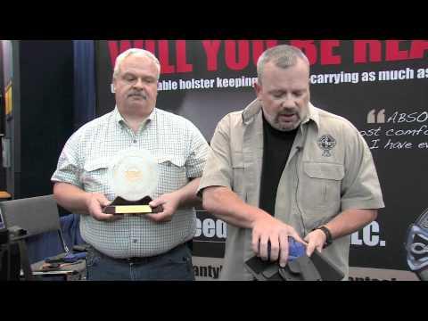 Golden Bullseye-Award Winning Crossbreed Bedside Backup