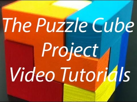 Download The Puzzle Cube Project Part 2 Autodesk Inventor 2017 MP3