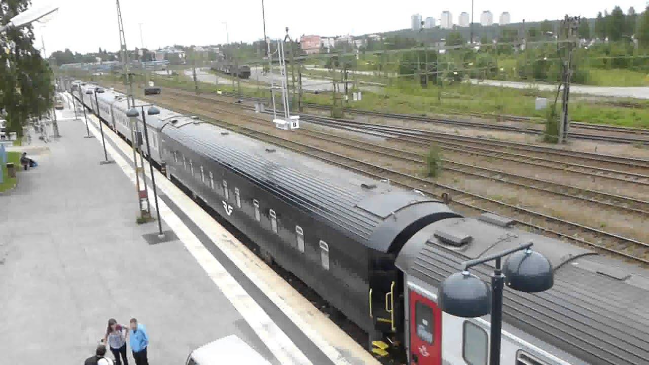 tåg göteborg narvik