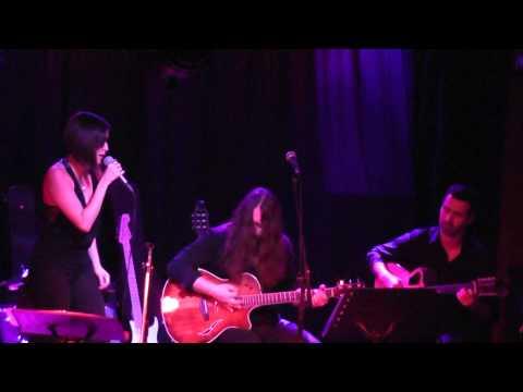 Μαριάννα Πολυχρονίδη - El corazon ( η καρδιά ) @ Half Note 03/12/2012