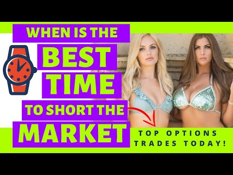WHEN IS THE BEST TIME TO SHORT THE STOCK MARKET, HOW TO SHORT STOCKS, PSYCHOLOGY OF SHORTING STOCKS,
