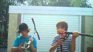 Ben Osborne And Ryan Jones Scooter Check+clips