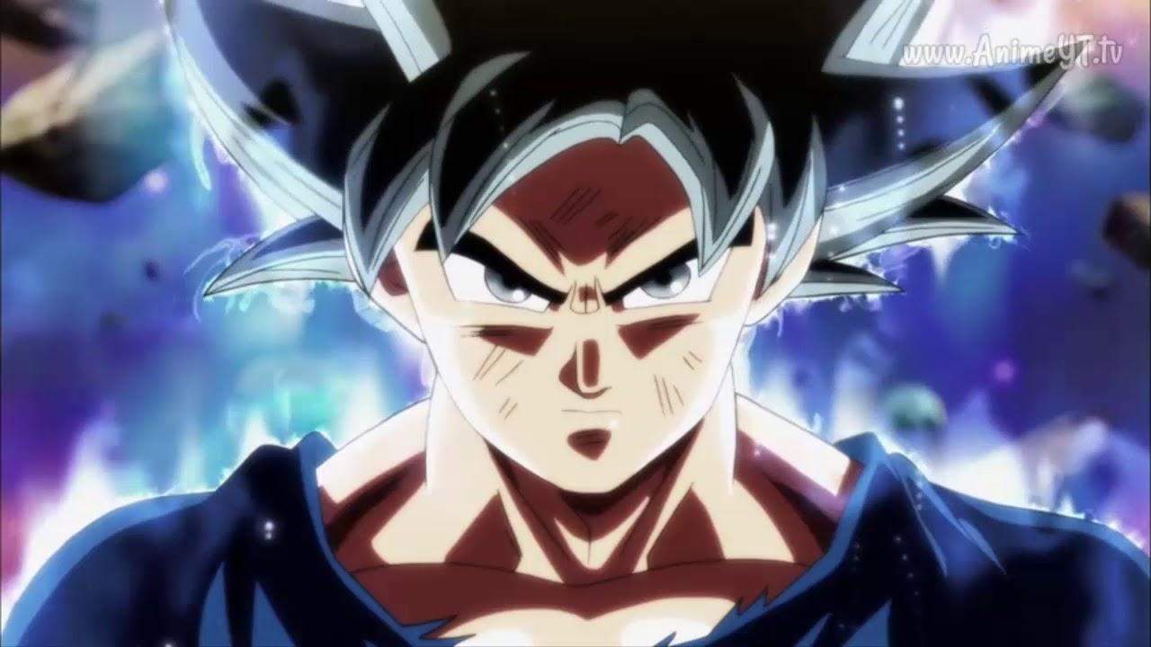 Goku activa el ultra instinto de nuevo contra jiren dragon - Imagens de dragon ball super ...