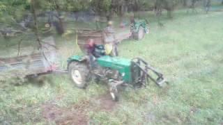 ☆Jesień w polu na 3 ciągniki☆150 ton obornika☆orka na 25 cm☆ z MrFarmer7446