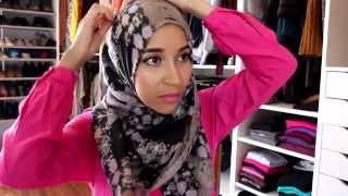 Hat Hijab Tutorial | Summer Hijab Tutorial Thumbnail