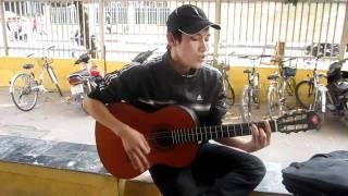 Giấc mơ về một tình yêu - Guitar Ngọc Nhất =))