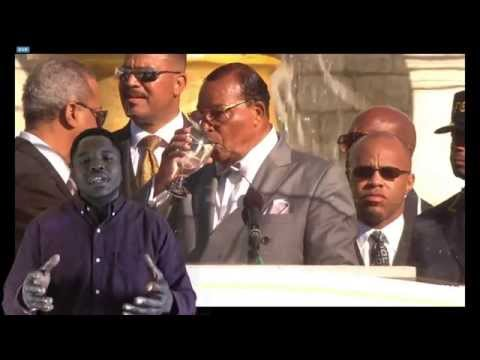 Million man march 2015 Justice or Else? Yeah right.